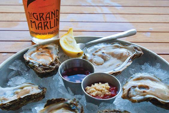Monday Oysters & Ale