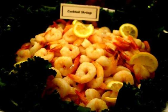 Mother's Day Brunch Buffet PCB-Shrimp