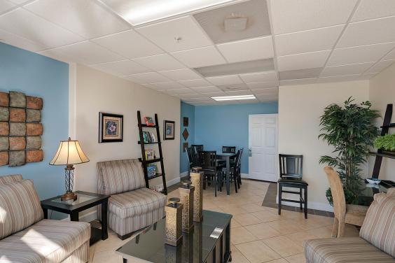 Ocean Villa Lounge