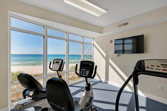 Ocean Villa Exercise Room