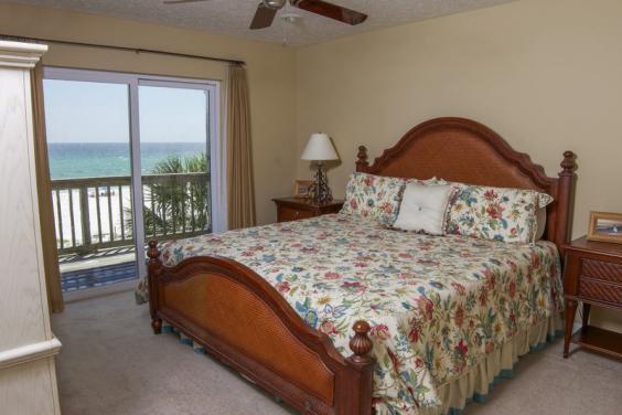 Sothern Exposures E master bedroom