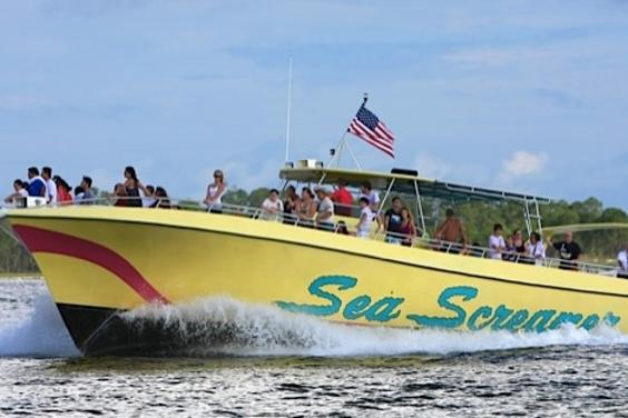 Sea Screamer Panama City Beach