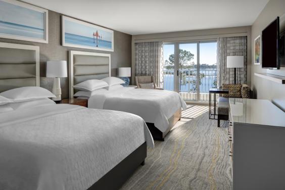 Bay View Guestroom