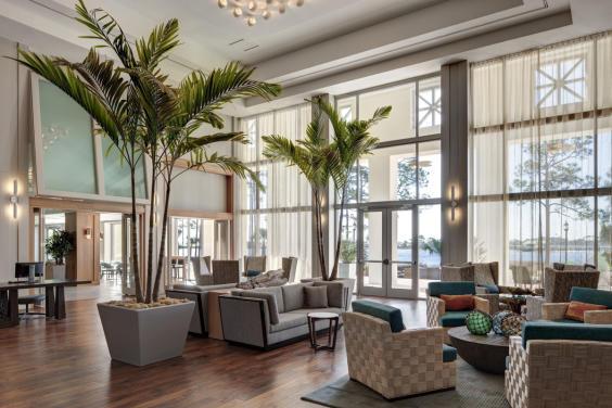 Resort Living Room