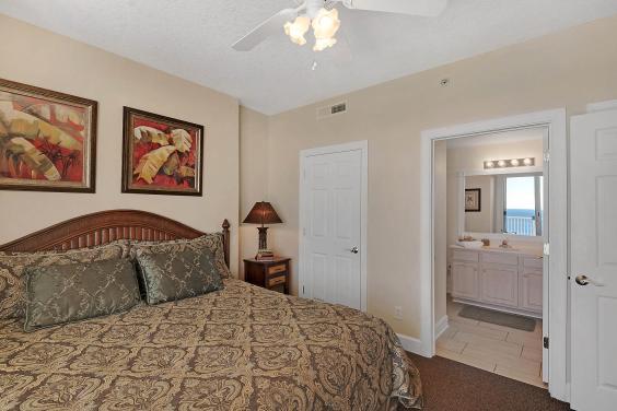 Master Bedroom Unit 1602