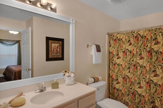 Guest Bathroom Unit 1602