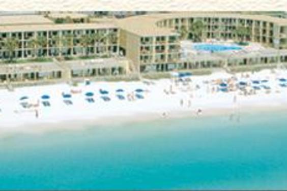 150 Gulf View Rooms on 500' of Sugar White Beach