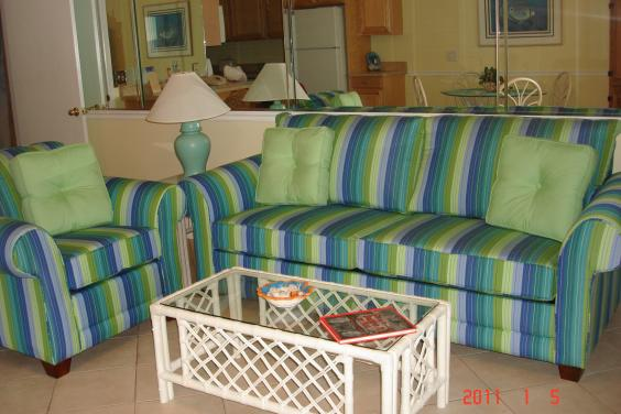 relax to the ocean breezes in the oceanfront family room