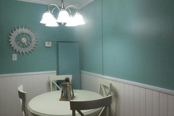 Top of the Gulf - Unit 104 Dining Area