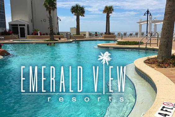 Emerald View Resorts pool