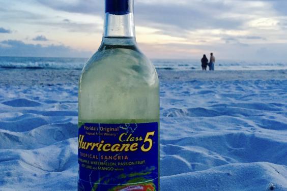 Hurricane Class 5 Sangria