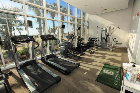 Sterling Beach Gym