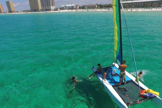 Sail into an Adventure!