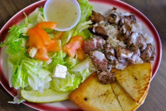 Lamb Lunch