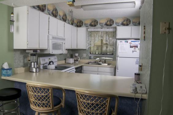 Portside kitchen
