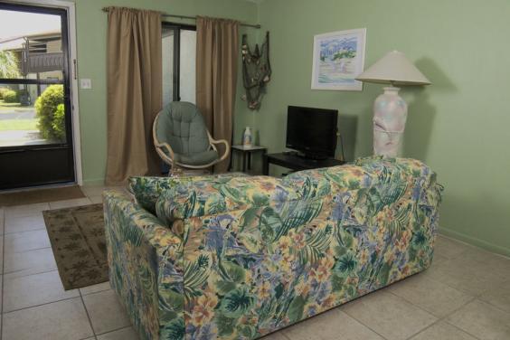 Portside living room