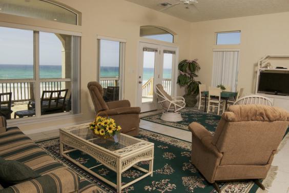 Sand and Sea living room