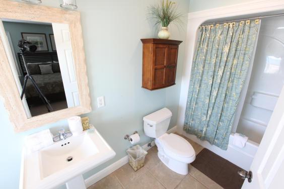 East Master Bathroom