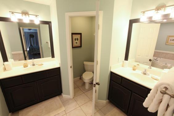 West Master Bathroom