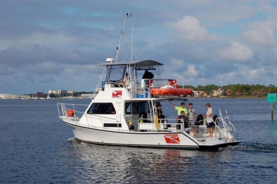 Panama City Dive Charters