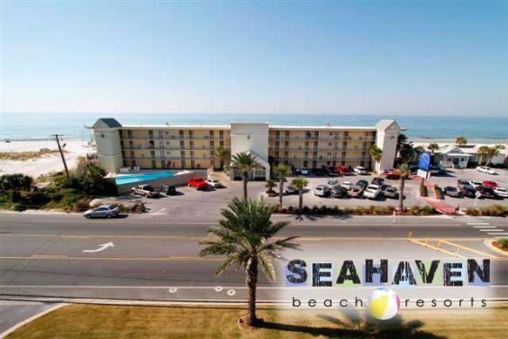 The Reef Hotel on Panama City Beach