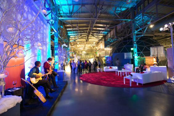 Private Event at the Exploratorium
