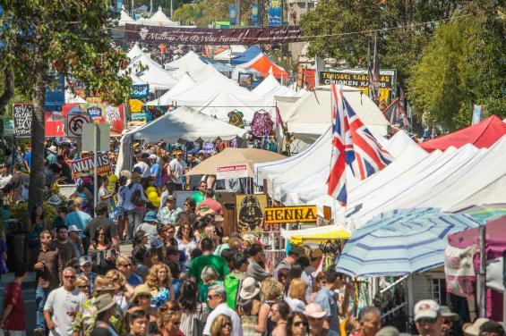 Millbrae Festival