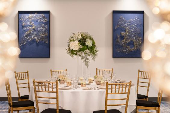 Ballroom Upgraded Wedding Setup