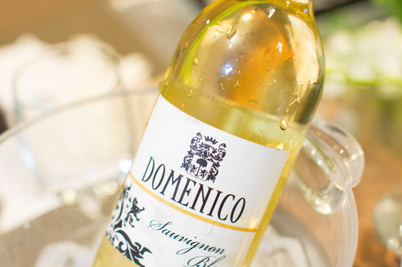 Bottle-of-white-wine-at-osteria-at-domenico-winery