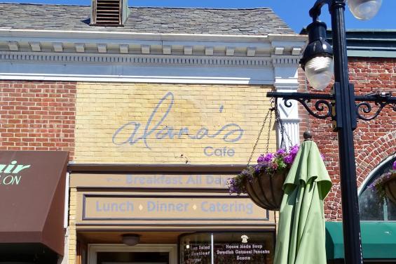 Alanas Cafe