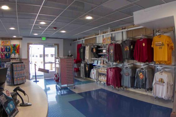 Flyer Gift Shop