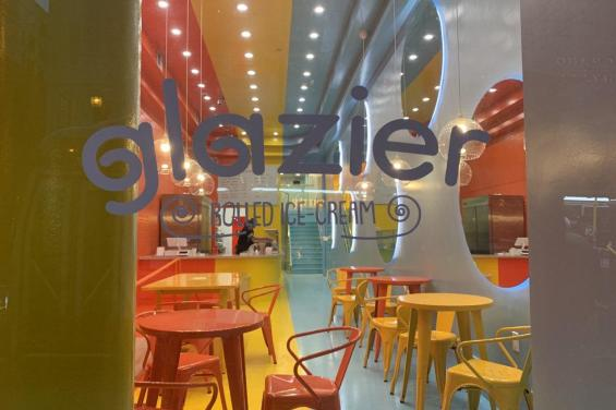 Glazier Rolled Ice Cream 5