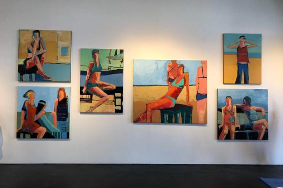 Gail in Gallery