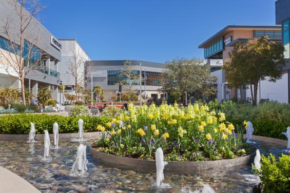 North Block Plaza Fountain HSC