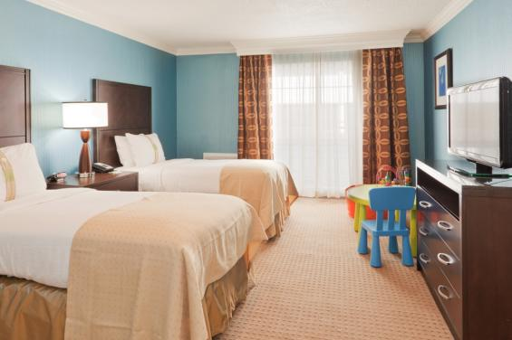 Holiday Inn Hotel & Suites San Mateo - Kids Room - given with permission June 2013