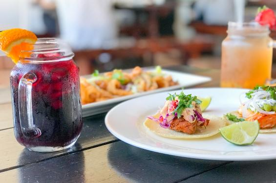 Tacos & Sangria Happy Hour