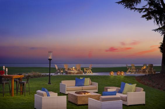Mar Vista Lawn Reception