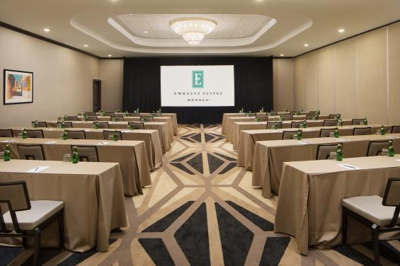 Meeting room renovated - Embassy Suites SSF - Given with Permission Feb 2019