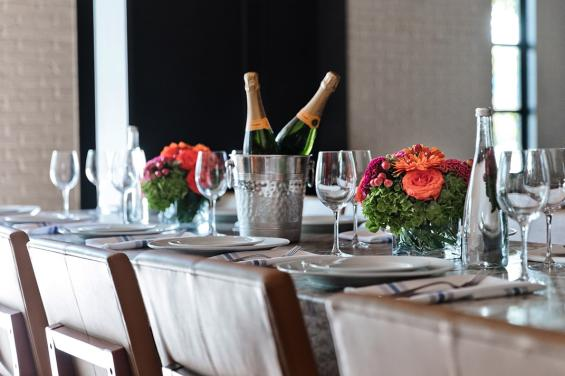 Paul Martins Private Dining Offer