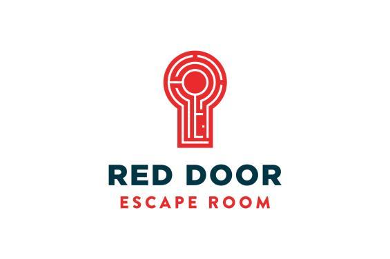 Red Door Escape Room Logo