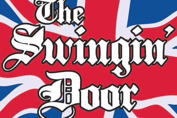 The Swingin Door Logo
