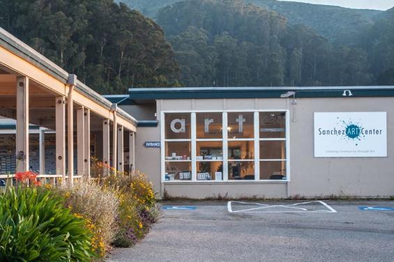 Sanchez Art Center Building