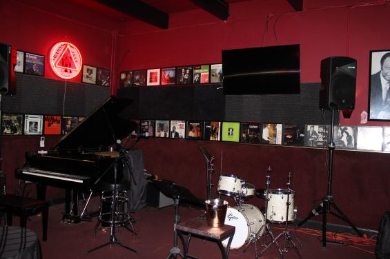 Savanna Jazz - Music Room for presentations