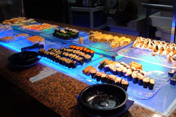 Moonstar Sushi Buffet