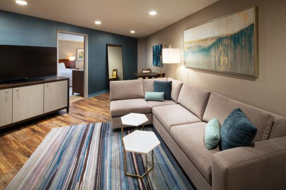 The Westin SFO Executive King Suite - given with permission