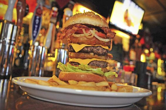 cow palace burger