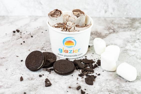 Glazier Rolled Ice Cream