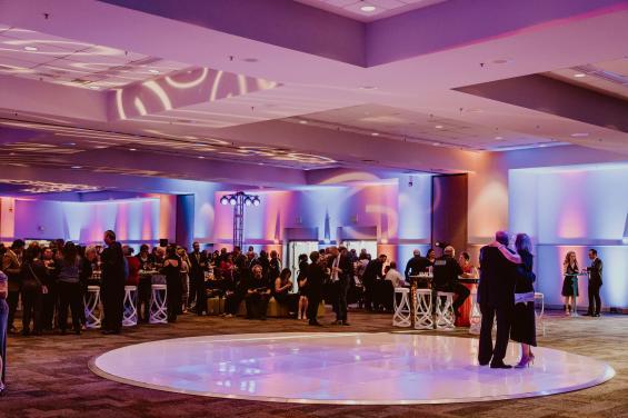 Social LED Dance Floor