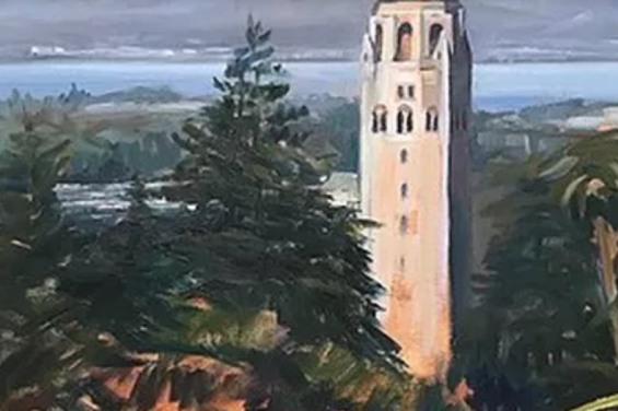 City Arts of San Mateo Painting