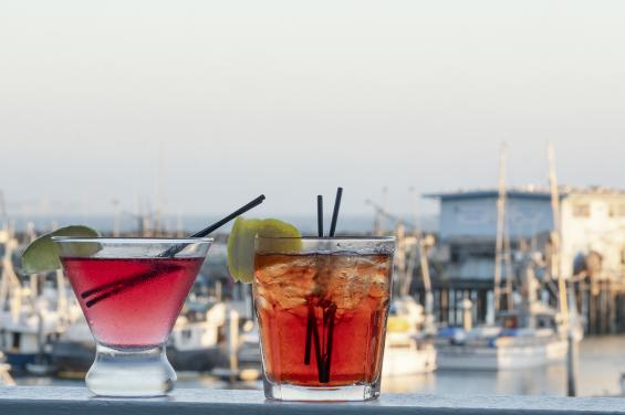 Waterfront Cocktails